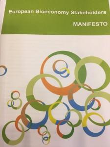 Bioeconomy Manifesto