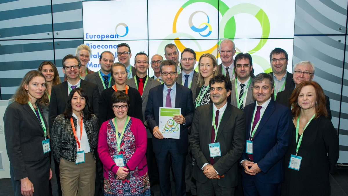 Launch of EU Stakeholder Bioeconomy Manifesto in Brussels (14-17 November)