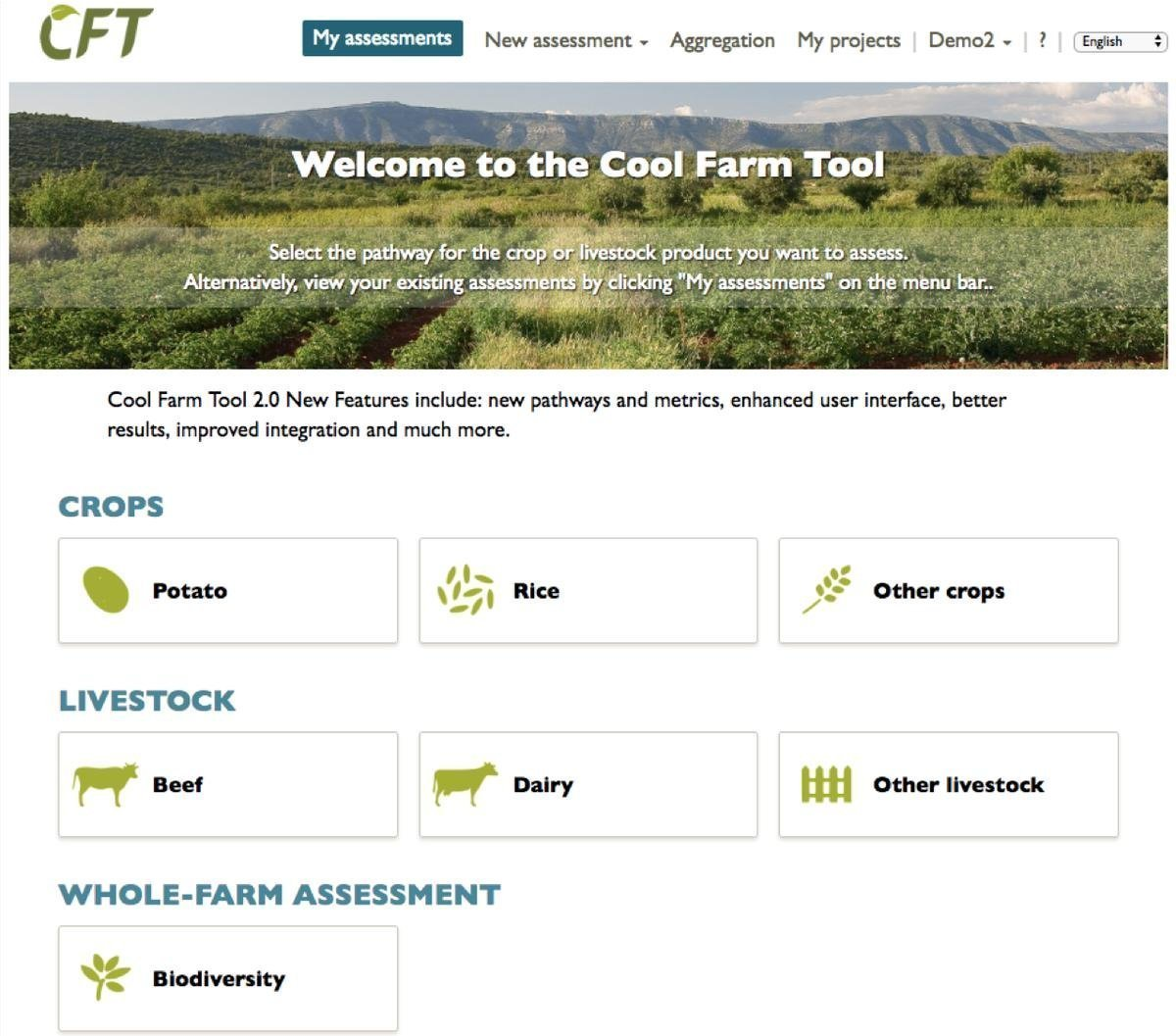 CSAb celebrates Cool Farm Tool 2.0 launch
